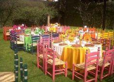 Fiesta Mexicana, taquiza mexicana para eventos, bodas, banquetes y reuniones en Toluca.-Le - El Alcazar