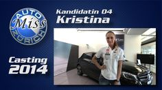Miss Auto Zürich 2014 - 04 Kristina - Die Kandidatinnen nach dem Casting im Interview! Misswahl auf der Auto Zürich Car Show.  Mehr Infos: http://motorsandgirls.com/2014/10/13/miss-auto-zurich-2014-alle-girls-im-interview/
