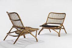 JOSEPH ANDRE MOTTE Sabre Chair, 1954