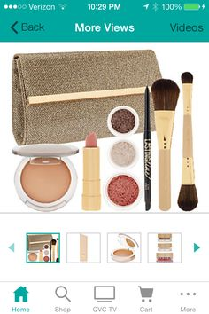 I want to try the bare minerals chandelight illuminizer