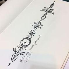 ornamental tattoo feminina - Pesquisa Google