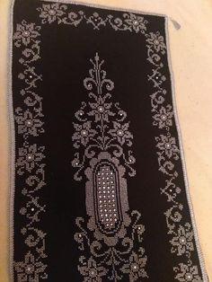 Cross Stitch Embroidery, Cross Stitch Patterns, Bohemian Rug, Crochet, How To Make, Beautiful, Tejido, Punto De Cruz, Dots