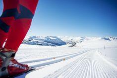 Hovden, som ligger 850 meter over havet, på toppen av Setesdal, garanterer for en lang vintersesong. Den første snøen faller i november og preparering av løyper foregår helt fram til begynnelsen av mai. Også i Brokke, ved Valle samt i Evje legges det til rette for gode opplevelser i langrennssporet.