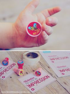 6 Candy-Free Valentine Ideas for Kids + FREE Printables