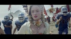 Romain Gavras - The Charge - Samsung
