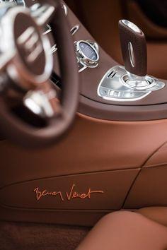 Luxurious Bugatti Veyron Grand Sport Venet v