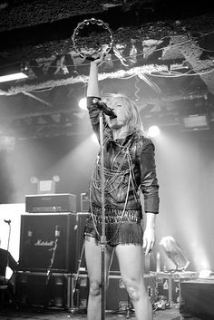Girl Crush on Emily Haines of Metric