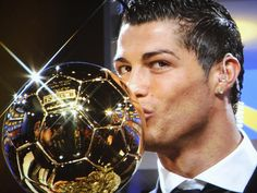 Cristiano Ronaldo the greatest football player these days