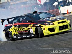 2009 Formula Drift Round 1 Tanner Foust Scion Tc Photo 2