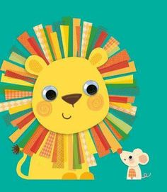 Hottest Totally Free Animal Crafts lion Ideas Cardstock eating plan dogs are a fantastic little ones craft idea. Lion Kids Crafts, Lion Craft, Fun Crafts For Kids, Animal Crafts, Preschool Crafts, Art For Kids, Sea Crafts, Fish Crafts, Parrot Craft