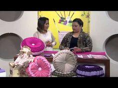 Valéria Soares - Almofada Pneu Tri-Foco Copinho - YouTube