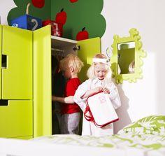 Στην ντουλάπα μας δεν κρύβεται κανένα τέρας - μόνο όοολα μας τα πράγματα!