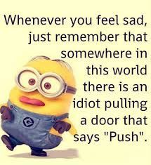 You just need to stay away from these Evil Purple Minions, They are mean and crazy . Just check these Purple Minion Memes … You will get idea what I am talking about ! ALSO READ: Top 18 Funny Memes ALSO READ: 20 Funny Memes about Minions Funny Shit, Really Funny Memes, Stupid Funny Memes, Funny Relatable Memes, Funny Texts, Hilarious, Funny Guys, Funny Friends, Funny School Jokes