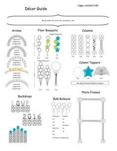 Balloon Tower, Balloon Columns, Balloon Arch, Ballon Decorations, Balloon Centerpieces, Ballon Backdrop, Ballon Arrangement, Balloon Prices, Balloon Crafts