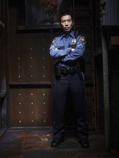 Grimm Season 2 Promo - Sgt. Wu