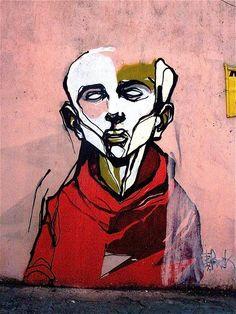 Titi Freak #streetart visit dopewriter.com to buy personal graffiti via paypal
