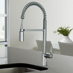 Rohl Modern Kitchen Architectural Side Lever Pro Pull Down Kitchen Beauteous Discount Kitchen Faucets Inspiration Design