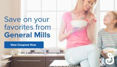 Huge Savings On General Mills Products With These Coupons!! - http://supersavingsman.com/huge-savings-general-mills-products-coupons/