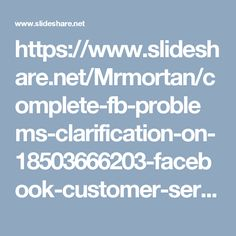 https://www.slideshare.net/Mrmortan/complete-fb-problems-clarification-on-18503666203-facebook-customer-service-74320588 Complete FB Problems clarification On 1-850-366-6203 Facebook customer service Our Facebook Hacked Account team is always putting so much effort because they know that they are supposed to deliver the best services to their customers because they have never failed while doing that. So, put your fingers on your Smartphone keypad and make a call at our toll-free number…