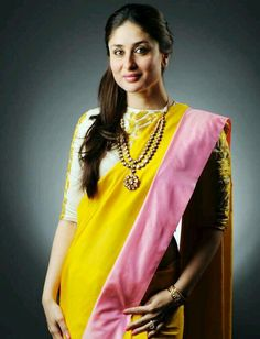 Kareena kappor simple and still looks mind blowing Looks her best in everything even in a elegant,designer and plan saree Indian Attire, Indian Wear, Ethnic Fashion, Indian Fashion, Fashion Women, Fashion Ideas, Women's Fashion, Indian Dresses, Indian Outfits