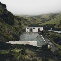Seljavallalaug (Skogar, Iceland)
