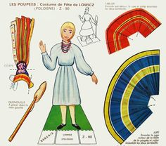 Les poupées d'Europe *** Paper dolls for Pinterest friends, 1500 free paper dolls at Arielle Gabriel's International Paper Doll Society, writer The Goddess of Mercy & The Dept of Miracles, publisher QuanYin5