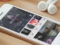 Interface Design / Mikhail Belstar