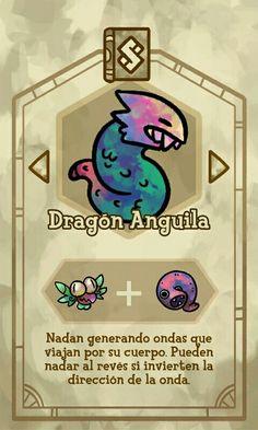 Primer libro: Dragon anguila