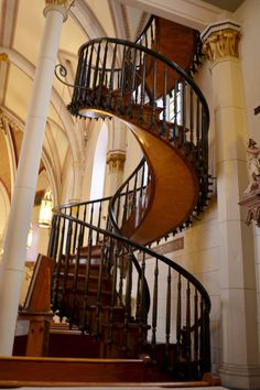 Miraculous Staircase, Santa Fe.
