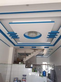 home_decor - 60 Samples of plasterboard beautiful living room house tube, apartment, villa 2019 Mau Tran Thach Cao Phong Khach Dep Nha Ong Chung Cu Biet – Or With Us Going To But Afternoon Mau