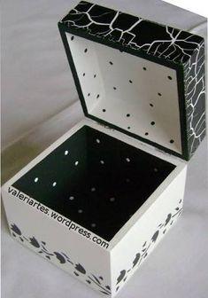 caixinhas de mdf decoradas - Pesquisa Google