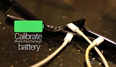 Here's how you can calibrate your iPhone, iPad, iPod touch battery for maximum performance. A complete step-by-step on how to do so can be found here.