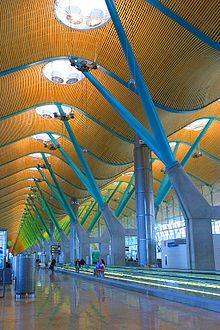 Flughafen Madrid-Barajas – Wikipedia