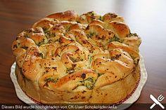 Knoblauch - Faltenbrot, ein leckeres Rezept aus der Kategorie Brot und Brötchen. Bewertungen: 282. Durchschnitt: Ø 4,7.