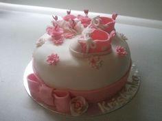Výsledek obrázku pro dorty k narození miminka