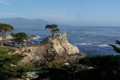 Carmel, California is one of the most beautiful places I've seen. It's a part of the 17 Mile Drive down the Big Sur.  Photo Credit: http://www.flickr.com/photos/annaspictures/