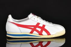 Onitsuka Tiger Corsair Limited. ~would match my Nike Cortez of same colourway~