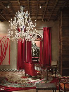 Planetarum collection  - by Andromeda Murano #chandelier #interiors #design