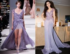"""Fan Bing Bing In Elie Saab Couture – 2011 Cannes Film Festival """"The Marche Du Film China Night"""" Press Conference"""