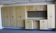 build garage cabinets plywood home design ideas cabinet Diy Garage, Garage Plans, Garage Doors, Plywood Kitchen, Plywood Cabinets, Kitchen Cabinets Nz, Garage Storage Cabinets, Cabinet Plans, Basement