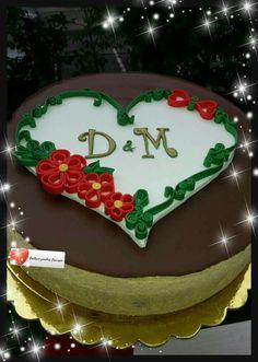 Tort inima Desserts, Deserts, Dessert, Postres, Food Deserts