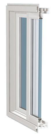 BURRIS WINDOWS - TectView Sliding Patio Doors