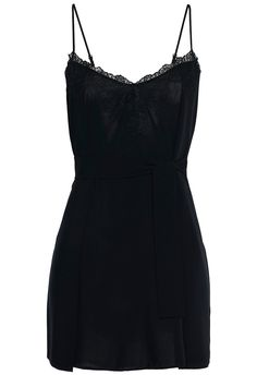 This beautiful short slip is cut from soft viscose and trimmed with embroidered tulle in a tonal thread. Tie waist detail flatters the figure. Edgy Outfits, Mode Outfits, Cute Casual Outfits, Pretty Outfits, Pretty Dresses, Fashion Outfits, Mode Editorials, Look Boho, Looks Chic