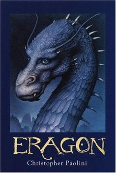 Eragon (Inheritance, #1)  Not a lover of fantasy as a rule but really enjoyed this series of three books. Have gotten the new fourth book but haven't read it yet