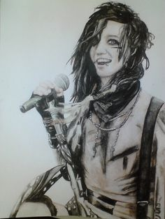 Andy Biersack by ZuSabatkova on DeviantArt