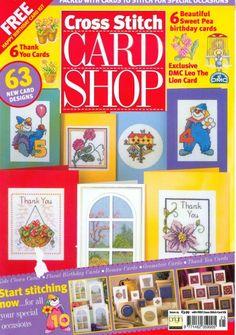 Gallery.ru / Фото #1 - Cross Stitch Card Shop 25 - WhiteAngel