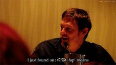 WiffleGif has the awesome gifs on the internets. norman reedus i love norman gifs, reaction gifs, cat gifs, and so much more.