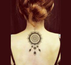 De indios indio Mandala tatuaje temporal Mandala por prosciuttojojo