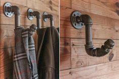 Industrial Pipes: decoració amb un toc industrial