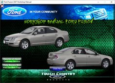 FUSION HYBRID 2010-2012 FACTORY REPAIR SERVICE MANUAL FORD FUSION